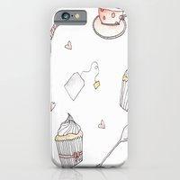 Tea party iPhone 6 Slim Case
