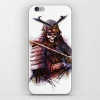 Dead Samurai iPhone & iPod Skin