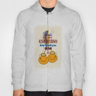 Words Can-not ESPRESSO .… Hoody