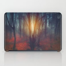 cRies and whiSpers iPad Case