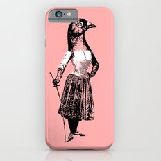 The Fencing Pigeon iPhone 6 Slim Case
