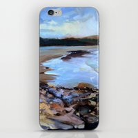 into the silent water iPhone & iPod Skin