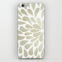 Petal Burst #3 iPhone & iPod Skin