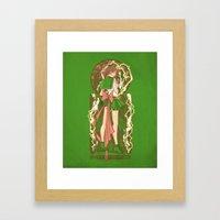 Before the Storm - Sailor Jupiter nouveau Framed Art Print