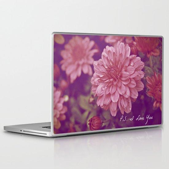 P.S. I Love You Laptop & iPad Skin