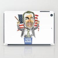 Arnold Schwarzenegger iPad Case