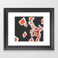 Svuiet Framed Art Print
