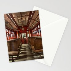 Train 4387 Stationery Cards