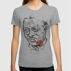Son House - Get your clap! Womens Fitted Tee Athletic Grey SMALL