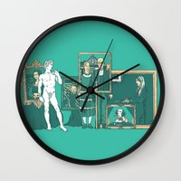 Meeting The Parents Wall Clock
