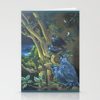 Dawn Chorus In The Prime… Stationery Cards
