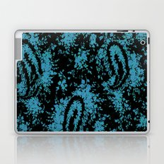 denim paisley Laptop & iPad Skin