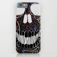 Chromatic Skull V.04 iPhone 6 Slim Case