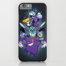 Ghost Type iPhone 6 Slim Case