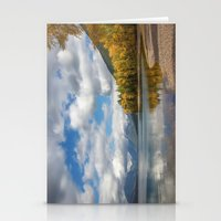Glacier Lake Stationery Cards