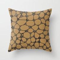 Yzor Pattern 006-2 Kitai… Throw Pillow