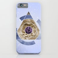 iPhone & iPod Case featuring In With Nature by FoolishGraphics