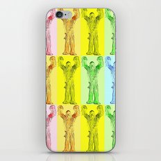 Chewy Roy G Biv  |  Chewbacca iPhone & iPod Skin