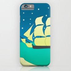 Spanish Galleon iPhone 6s Slim Case