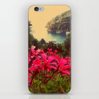 A Little Piece Of Paradi… iPhone & iPod Skin