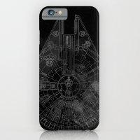 Millenium Falcon iPhone 6 Slim Case