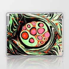 Psychedelic Circle Laptop & iPad Skin