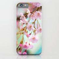 iPhone & iPod Case featuring sakura by noirblanc777