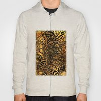 Autumnal Tangles Hoody