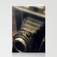 The Night Grows Pale Stationery Cards
