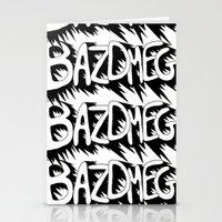 Bazdmeg Stationery Cards