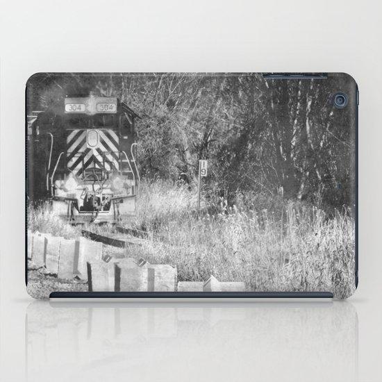 Train Spotting iPad Case