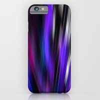 Re-Created  Feather ix by Robert S. Lee iPhone 6 Slim Case
