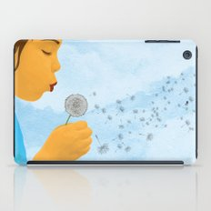 Wishes iPad Case