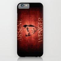 Arsene Wegner iPhone 6 Slim Case