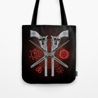 Perdition (Demon Hunter's Variant) Tote Bag