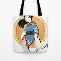 Lil'Geisha Tote Bag
