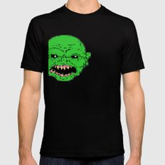 16 bit ghoulie Black SMALL Mens Fitted Tee