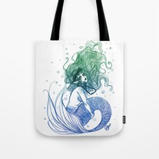 Mermaid 1 Tote Bag