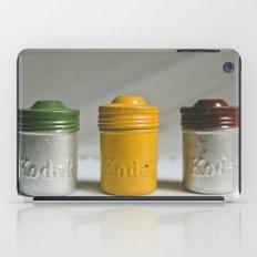 Vintage Kodak Film Canisters iPad Case