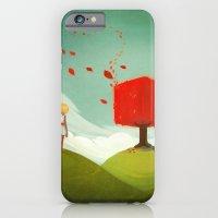 Red Tree iPhone 6 Slim Case