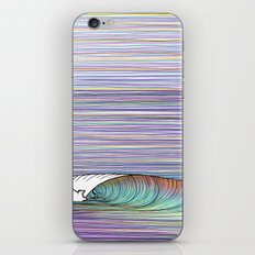 Groundswell iPhone & iPod Skin