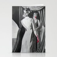 Fuck Snow White Stationery Cards