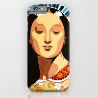Santa Pagana iPhone 6 Slim Case