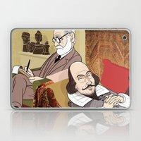 Freud Analysing Shakespe… Laptop & iPad Skin