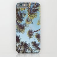 iPhone & iPod Case featuring look up & GET LOST by rubybirdie