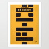 No622 My The Big Short M… Art Print