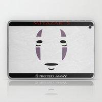 Spirited Away - Minimal … Laptop & iPad Skin