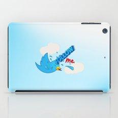 follow me! iPad Case
