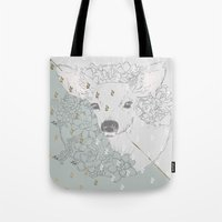 I Deerly Love You Tote Bag
