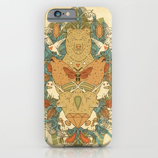 Migrations iPhone & iPod Case